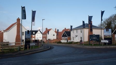 Saxmundham missed out on almost �20,000 that was returned to Hopkins Homes over its 145-home develop