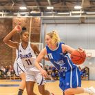 Harriet Welham was once more the star player as Ipswich moved to 3-0 in 2019. Picture: PAVEL KRICKA