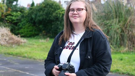Annabelle, who features in the Inspire Suffolk film Picture: INSPIRE SUFFOLK