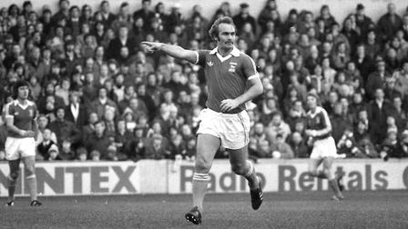 Mick Mills scored as the Blues knocked out Liverpool in the FA Cup fourth round