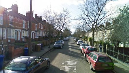A view down York Road in Bury St Edmunds Picture: GOOGLE IMAGES