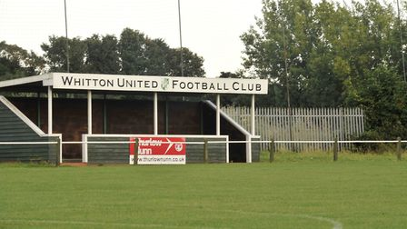 King George V Playing Fields, the home of Whitton United , pictured in 2016. Picture: SU ANDERSON.
