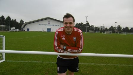 Lee O'Neill is Marcus Evans' new right hand man at the club. Picture: ARCHANT
