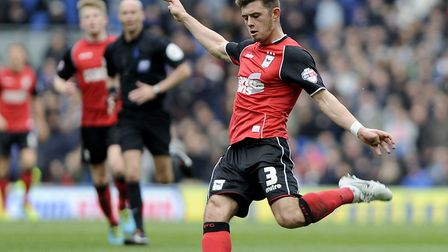 Aaron Cresswell is another example of a player Town turned a tidy profit on. Picture: PAGEPIX LTD