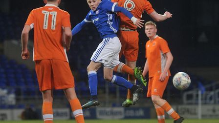 Ben Knight is one of a number of talented youngsters whom Town have seen depart for Premier League c