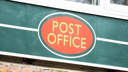 Hollesley Post Office will be refurbished over the next few days Picture: GREGG BROWN
