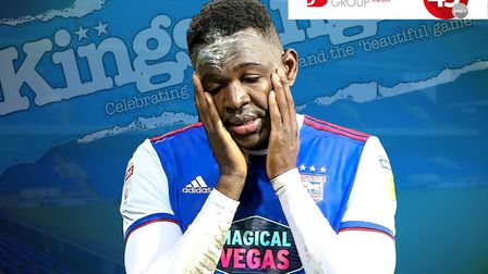 Ipswich Town were beaten 1-0 by Sheffield Wednesday this weekend. Picture: ARCHANT