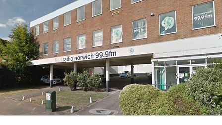 Radio Norwich is among the East Anglian stations acquired by Bauer Media Picture: GOOGLE