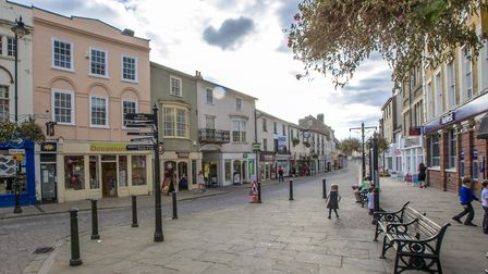 Braintree High Street, Picture: Braintree District Council