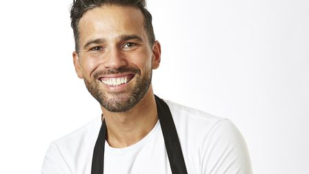 Dean Edwards will appear at the Our Bury St Edmunds Food and Drink Festival in August Picture: OUR B