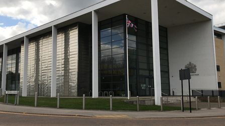 The hearing was held at Ipswich Crown Court Picture: ARCHANT