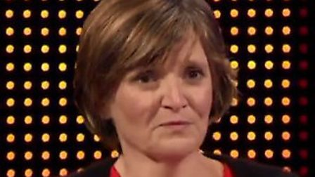 Judith, who scooped £70,000 on The Chase Picture: ITV