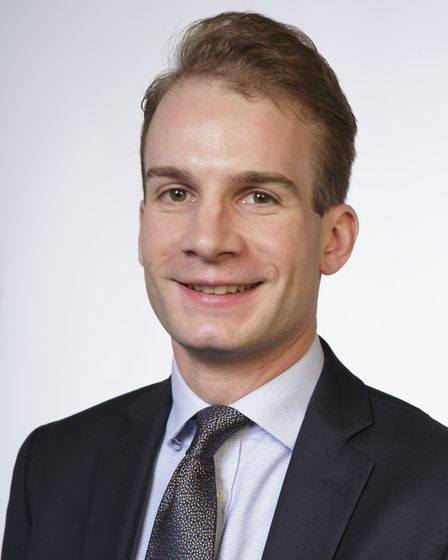 Equine insurance expert Richard Freeman, of Lycetts Picture: SUBMITTED