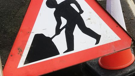 Overnight roadworks are planned at several spots in Suffolk and Essex this week Picture: PAUL GEATE