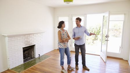 A prospective house buyer viewing a home. Picture: GETTY IMAGES/ISTOCKPHOTO/MONKEYBUSINESSIMAGES