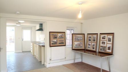 Nine properties - some of which date back to the 18th century - have been revamped Picture: NIGEL BR