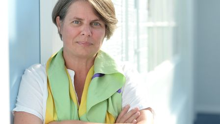Angela Ransby, chief executive of Raedwald Trust Picture: PAGEPIX