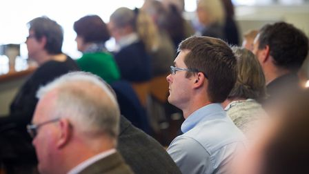 Delegates at the Sentry Farming Conference Picture: GAVIN KING PHOTOGRAPHY