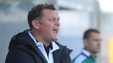 Jim Magilton has been linked with the Hibernian vacancy. Picture: PA