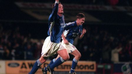 Jim Magilton's wonderful goal in the play-offs against Bolton in 2000 will live long in the memory o