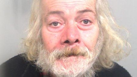 Thomas Roy, 51, has been jailed for eight weeks for breaching a behaviour order banning him from Col