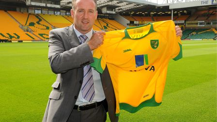 But, days later, he was in charge of Norwich. He brought a period of unprecidented success to Carrow