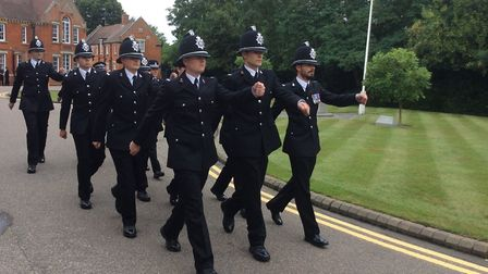 Essex Police will be recruiting 215 new officers with the extra money Picture: ESSEX POLICE