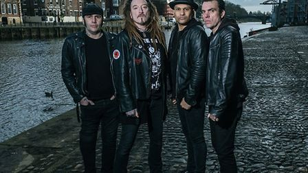 The Wildhearts will play on Sunday at LeeStock Picture: LEESTOCK