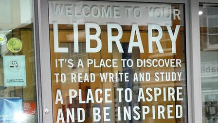 Halesworth Library. Picture: SUFFOLK LIBRARIES