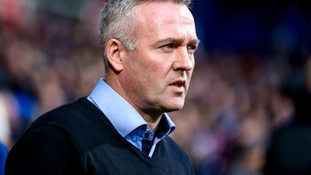 Ipswich Town manager Paul Lambert named four homegrown players in his starting XI against Millwall o