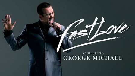Fastlove – A Tribute to George Michael is coming to the Apex in Bury St Edmunds Picture: SUBMITTED