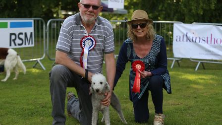 Paws in the Park raises money for St Nicholas Hospice Care Picture: LUCY KAYNE