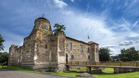 Colchester Castle was one of the three attractions in East Anglia to be awarded the welcome award by