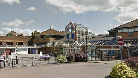 The Guineas Shopping Centre in Newmarket. Picture: GOOGLE MAPS