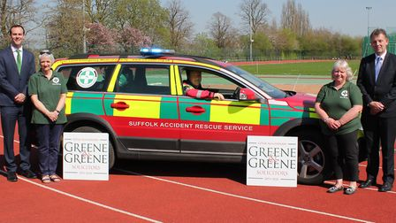 More than 300 athletes took part in last year's festival Picture: GREENE AND GREENE