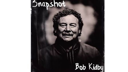 The front cover for Bob Kidby's album Snapshot Picture: JOHN HOARE