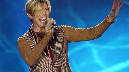 David Bowie - one of the many great musicians we lost too soon Photo: Martin Rickett/PA Wire
