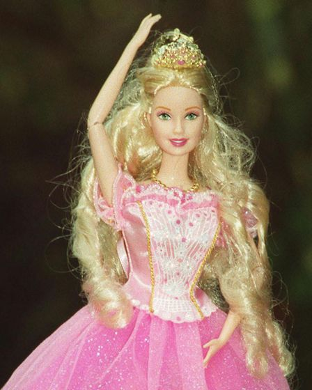 Barbie (here shown in the Nutcracker ballet) looked like the marrying type to one man. Picture: PA