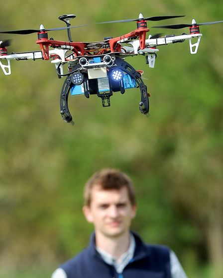 Drone users are advised to get training so they are aware of where they can and can't fly their gadg