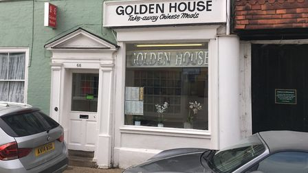 Golden House in Guildhall Street is celebrating 50 years of trading in the town Picture: ARCHANT