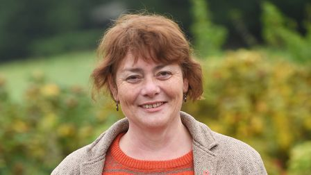 Nicky Willshire, manager of Citizens' Advice in Ipswich. Picture: GREGG BROWN