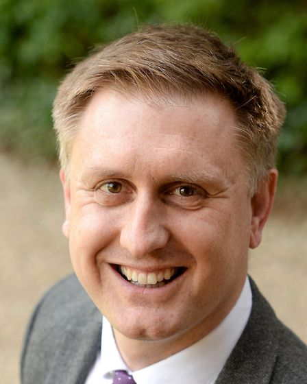 Dr Ed Garratt, chief officer of Suffolk's clinical commissioning groups. Picture: PAGEPIX