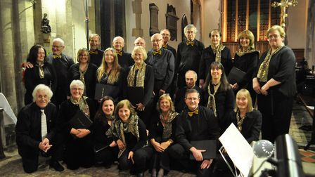 Trianon Music Group volunteers perform in a community concert Picture: TRIANON MUSIC GROUP