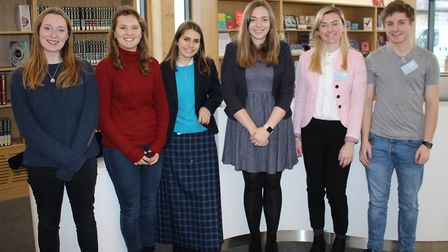 Speakers included Oxbridge and Culford alumni and Culford pupils accepted to Oxbridge courses this y