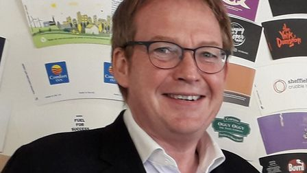Malcolm Waugh, chief executive of Frugalpac. Picture: Frugalpac