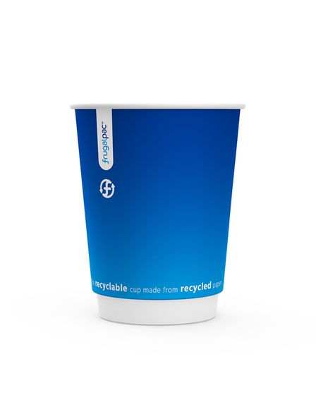 Frugal Cup's revolutionary design that cut drastically cut the use of single use plastic cups in the