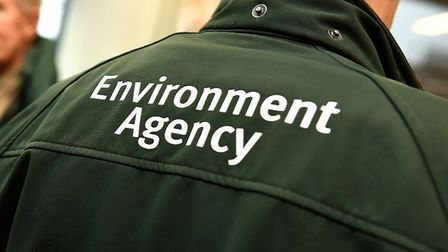 The Environment Agency is taking a case against a Brandon farmer Picture: ENVIRONMENT AGENCY