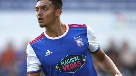 Ipswich Town's Andre Dozzell is one of the club's biggest assets. Picture: PA