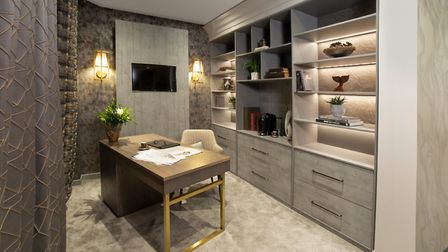 Sliderobes offers home office solutions designed around you