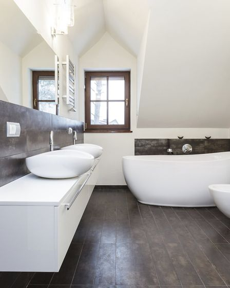 An updated bathroom is one way to add value. Picture: GETTY IMAGES/ISTOCKPHOTO